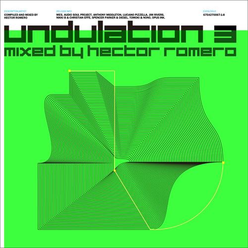 Undulation 3 CD Cover